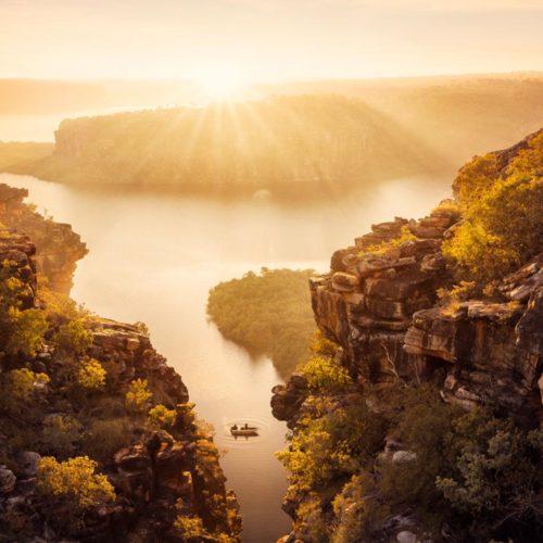 Kimberley River